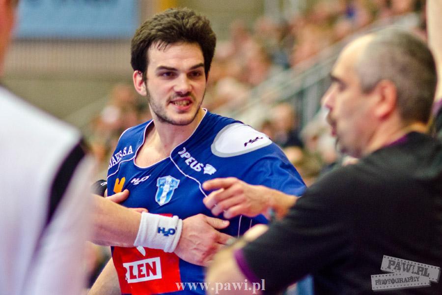 Elverum Håndball Herrer – Wisła Płock /Puchar EHF/ 25:27 (14:10)