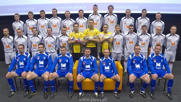 Wisła Płock – piłka nożna – tuż przed rundą wiosenną 2012/2013