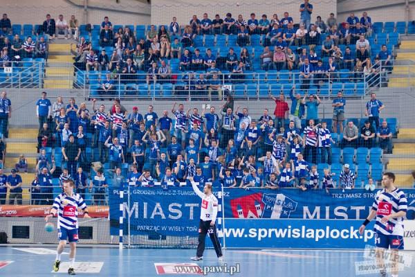 Wisła Płock – MMTS Kwidzyn (1/2 play-off – drugi mecz) 34:30 (17:14)