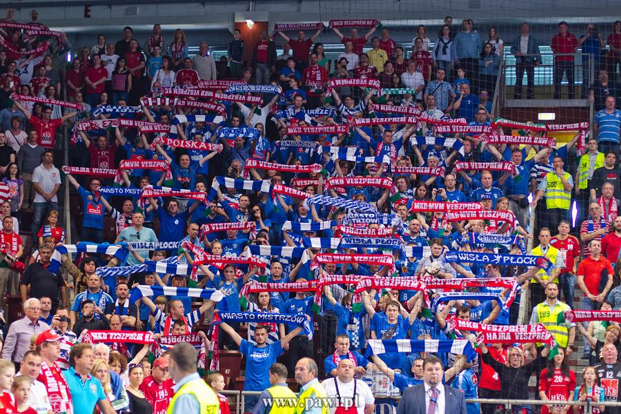 MKB-MVM Veszprém – Wisła Płock 31:26 (16:11) /Liga Mistrzów / – piłka ręczna
