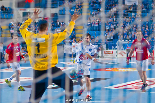 Wisła Płock – Górnik Zabrze (1/2 play-off – drugi mecz) 32:29 (17:14) /PGNiG Superliga/