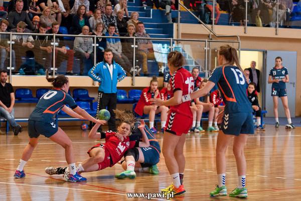 MMKS Jutrzenka Płock – SMS ZPRP Płock 21:27 (11:15) /I liga kobiet/ piłka ręczna