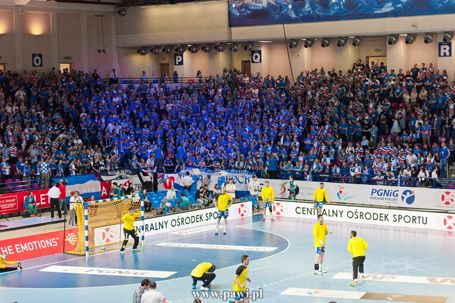 Vive Targi Kielce – Wisła Płock 26:23 /Puchar Polski/ – piłka ręczna