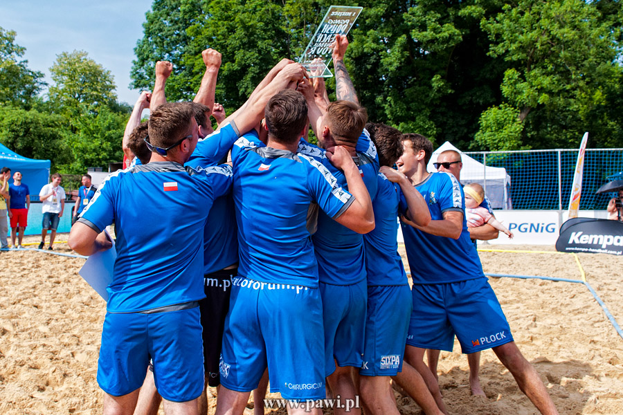PGNiG Polish Beach Handball Tour 2015 – Kraków