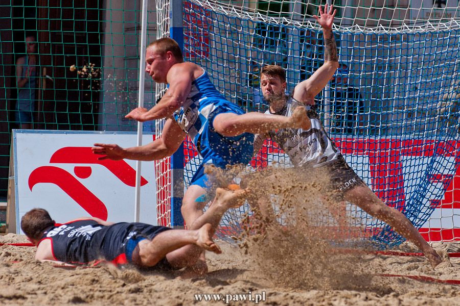 Beach Handball Płock 2015
