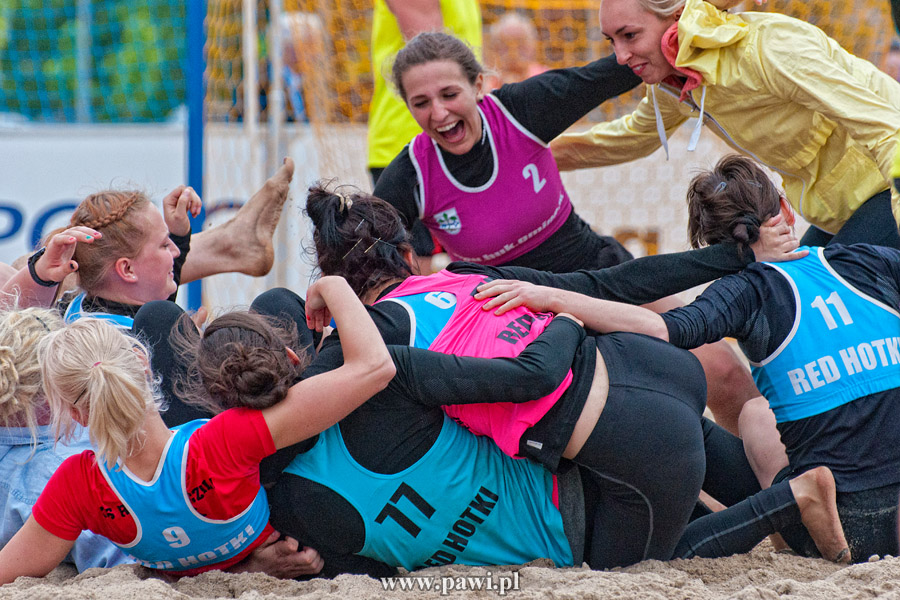PGNiG Polish Beach Handball Tour 2015 – Szczecin