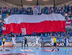 Wisła Płock – MVM Veszprem 27:27(11:13) – Liga Mistrzów – piłka ręczna, sezon 2015/16