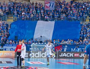 Wisła Płock – THW Kiel 23:37 (8:18) – Liga Mistrzów – piłka ręczna, sezon 2015/16