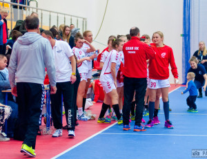 Międzynarodowy Turniej Piłki Ręcznej dziewcząt: SMS Płock – Hadeland VGS 35:12