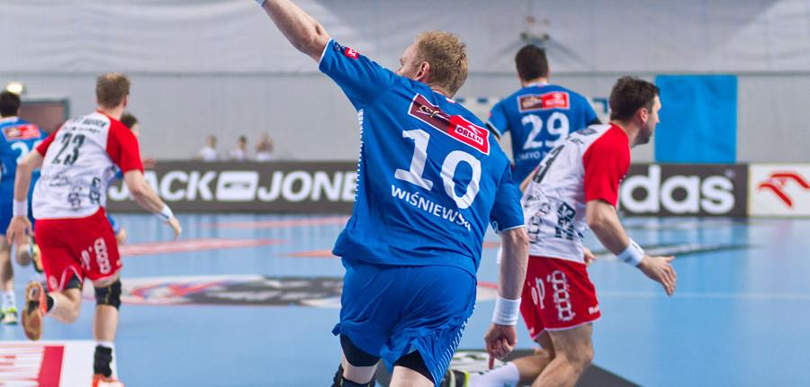 Wisła Płock – SG Flensburg-Handewitt 30:34 (13:17) – Liga Mistrzów – piłka ręczna, sezon 2015/16