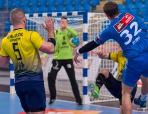 Wisła II Płock – Sokół Browar Kościerzyna 34:28 (16:12) – I liga grupa A – piłka ręczna, sezon 2015/16