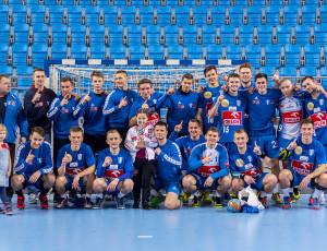 Wisła Płock – MKS Nielba Wągrowiec 44:22 (21:12) – piłka ręczna, 1/4 Mistrzostw Polski Juniorów 2016