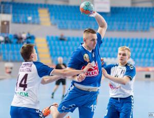 Wisła Płock – KS Szczypiorniak Dąbrowa Białostocka 43:15 (18:8) – piłka ręczna, 1/2 Mistrzostw Polski Juniorów 2016