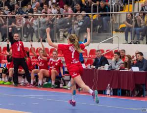 Kwalifikacje do Młodzieżowych Mistrzostw Świata kobiet 2016: Polska – Turcja 30:22 (13:12), piłka ręczna