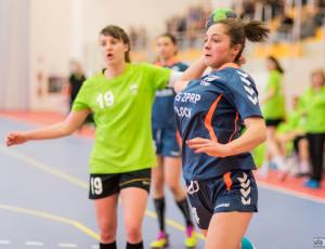 SMS ZPRP Płock – MKS AZS UMCS Lublin 30:23 (13:14), piłka ręczna – I liga kobiet