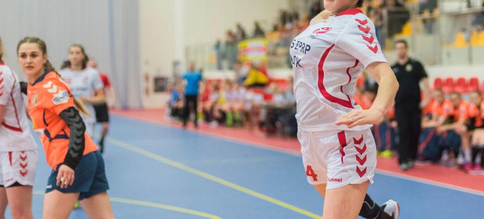 SMS ZPRP Płock – Korona Handball Kielce 29:27 (13:13), piłka ręczna – I liga kobiet