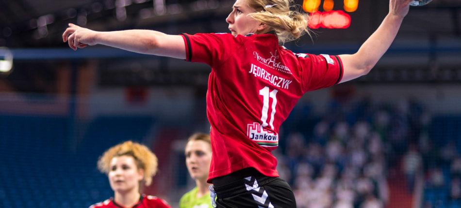 MKS Selgros Lublin – Start Elbląg 26:25 (17:13) (półfinał play-off, pierwszy mecz) – PGNiG Superliga kobiet – piłka ręczna