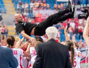 Polska – Słowacja 28:25 (15:13) – Eliminacje ME 2016, piłka ręczna kobiet