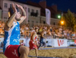 Beach Handball Płock 2016 – dzień 0 (piątek)