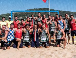 Beach Handball Tournament Gaeta – Calise Cup 2016 – day 2 (Sunday)