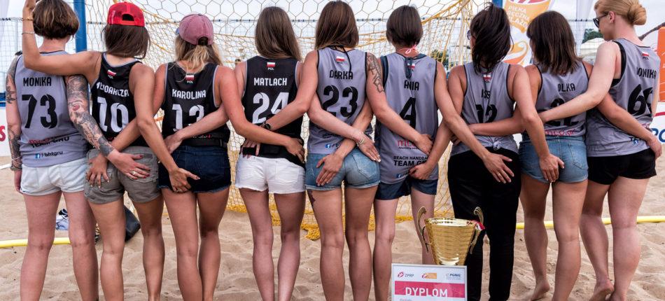 Polish Beach Handball Tour Gdańsk 2016 – dzień 2 (niedziela)