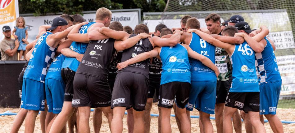 Puchar Polski Delfin 2016 – Puchar Polski w plażowej piłce ręcznej (dzień drugi)