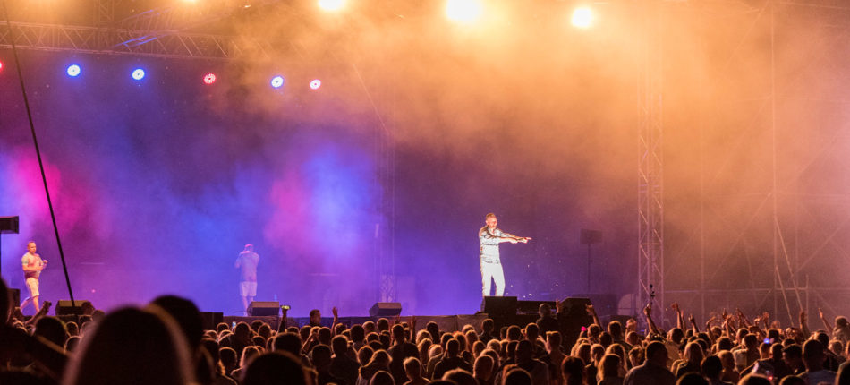 Festiwal muzyki disco polo – Disco nad Wisłą – Płock 2016