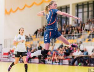 SMS ZPRP Płock – MKS AZS UMCS Lublin 29:17 (15:10), piłka ręczna – I liga kobiet, sezon 2016/2017