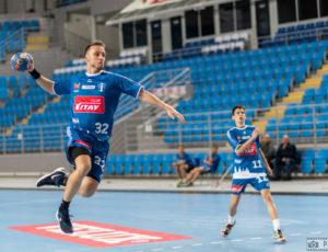 Wisła II Płock – Spójnia Gdynia 20:29 (10:18), piłka ręczna – I liga mężczyzn, sezon 2016/2017