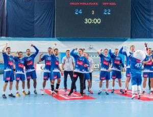 Wisła Płock – THW Kiel 24:22 (12:13) – Liga Mistrzów – piłka ręczna, sezon 2016/17