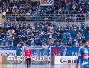Wisła Płock – Kadetten Schaffhausen 33:26 (15:12) – Liga Mistrzów – piłka ręczna, sezon 2016/17