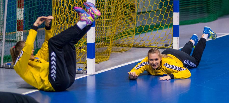 KPR Ruch Chorzów – Jutrzenka Płock 29:24 (14:12) (13:12) – I liga kobiet, sezon 2016/2017