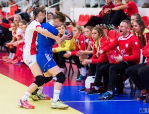 Słowacja – Polska 24:22 – Międzynarodowy Turniej Juniorek Młodszych w Piłce Ręcznej