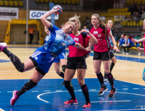 Vistal Gdynia – AZS Łączpol AWFiS Gdańsk 28:25 (14:6) – PGNiG Superliga kobiet – piłka ręczna