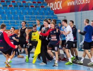 SPR Wybrzeże Gdańsk – MSPR Siódemka-Miedź Legnica 27:28 po karnych (13:11, 24:24) – piłka ręczna, 1/2 Mistrzostw Polski Juniorów 2017
