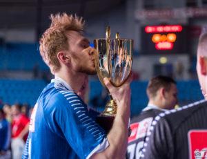MSPR Siódemka-Miedź Legnica – Wisła Płock 26:28 (17:16) – piłka ręczna, Finał Mistrzostw Polski Juniorów Płock 2017