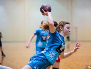 Jutrzenka Płock – SMS ZPRP Płock 22:38 (6:18) – I liga kobiet, sezon 2016/2017
