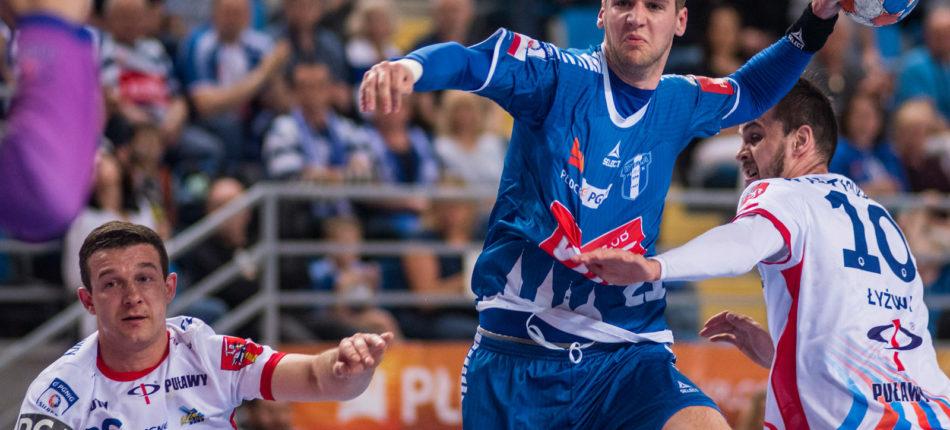 ORLEN Wisła Płock – Azoty Puławy 36:24 (19:9) – Puchar Polski, sezon 2016/2017
