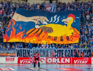 Wisła Płock – Vive Tauron Kielce 18:23 (9:13) – PGNiG Superliga – piłka ręczna, sezon 2016/17
