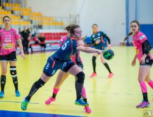 SMS ZPRP Płock – Korona Handball Kielce 23:32 (9:16) – I liga kobiet, sezon 2016/2017