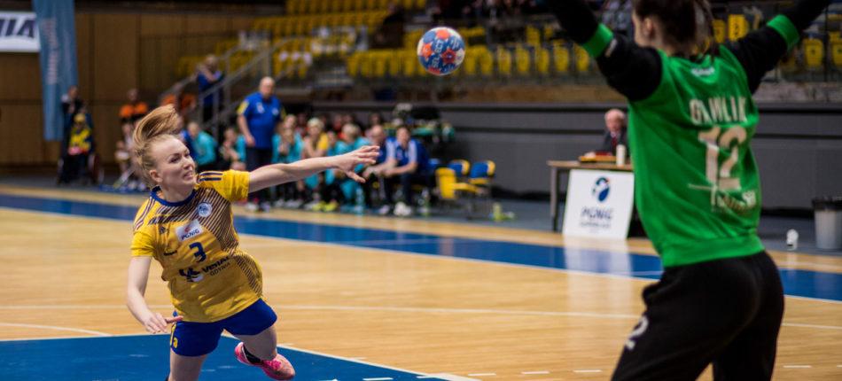 Vistal Gdynia – MKS Selgros Lublin 23:28 (14:14) – PGNiG Superliga kobiet – piłka ręczna