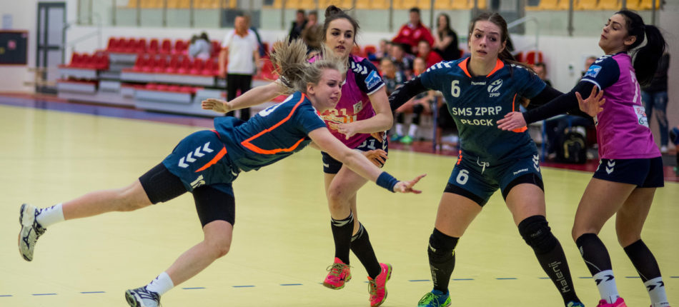 SMS ZPRP Płock – Sambor Tczew 33:25 (19:13) – I liga kobiet, sezon 2016/2017