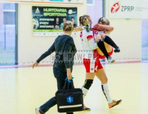 SMS ZPRP Płock I – MKS URBIS Gniezno 27:21 (15:10) – I liga kobiet, sezon 2017/2018