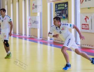 SPR Handball Płock – UMKS Orlęta Zwoleń 42:26 (22:12) – III liga piłki ręcznej mężczyzn, sezon 2017/2018