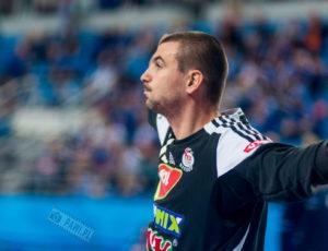 Wisła Płock – MOL-Pick Szeged 27:33 (12:15) – Liga Mistrzów – piłka ręczna, sezon 2017/18