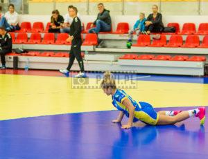 SMS ZPRP II Płock – UKS Drwęca Novar Lubicz 42:21 (23:4) – I liga kobiet, sezon 2017/2018