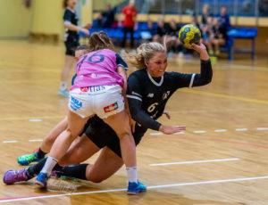 MMKS Jutrzenka Płock – KS AP Poznań 29:28 (17:18) – I liga kobiet, sezon 2017/2018