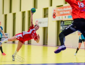 SMS ZPRP I Płock – SPR Sambor Tczew 24:34 (14:16) – I liga kobiet, sezon 2017/2018