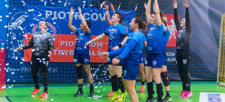 MKS Piotrcovia Piotrków Trybunalski – UKS PCM Kościerzyna 28:25 (14:10) – PGNiG Superliga kobiet – piłka ręczna