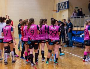MMKS Jutrzenka Płock – SMS ZPRP II Płock 26:27 (13:14) – I liga kobiet, piłka ręczna – sezon 2017/2018